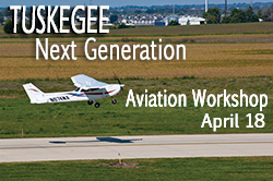 Aviation program for high school students. Register online.