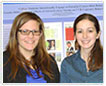Psychology students present award-winning research