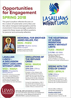 Lasallians Without Limits