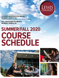 Summer/Fall 2019 Course Schedule